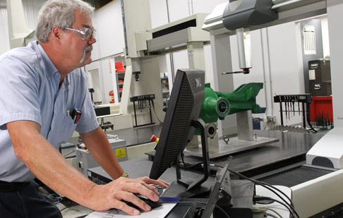 Quality Assurance Services | Bowman Tool and Machining